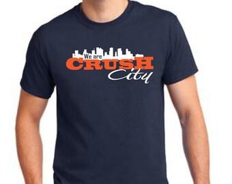 We are Crush City Shirt