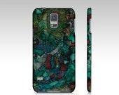 Aerial Lagoon Samsung Galaxy (S5/S4/S3) Case