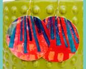 florasphere earrings