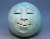 Man-in-the-Moon Garden Head, Waxy Sea Green