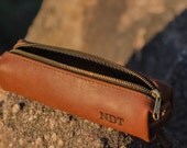 Leather Shaving Bag