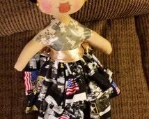 """A""""Freshee"""" air freshener doll"""