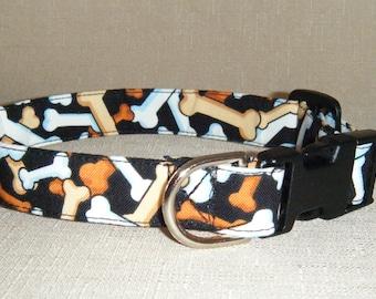 Dog bones  - Dog Collar