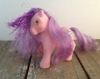 My Little Pony G1 Pink Princess Dawn