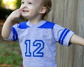 The 12th Fan Toddler Football Tee