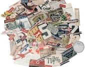 Ephemera Pack, Emporium, Vintage Style Ephemera Pack