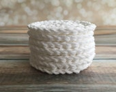 Hand Crochet Cotton Face Cleansing Pad
