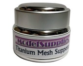 Antiaging Titanium Mesh Support with Stem Cells SynColl DMAE MSM Vitamin C 1 oz