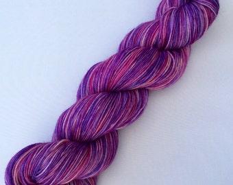 Pink Oneder - super-wash sock-yarn 3.5 oz 437 yds