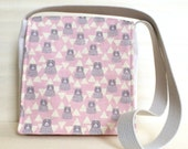 Beary Lovely Messenger Satchel for little girls