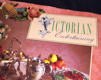 Victorian Entertaining Book