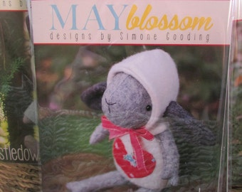 Sooty the lamb pattern by May Blossom