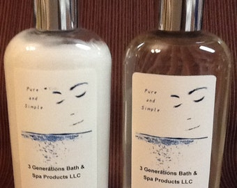 Pure and Natural Creamy Face Wash