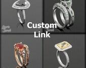 Custom Order or Payment Plan Link