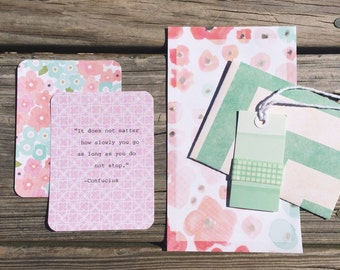 SALE! Flattery Stationery Kit - Spring Ducks Edition