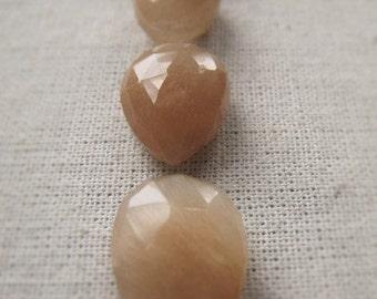 Gemstone Copper Rutilated Quartz Teardrop Briolette Parcel Item No. 7588