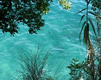 Water Photography, Beach Photography, Croatia Photography, Swimming, Blue Water, Adriatic Sea, Opatija