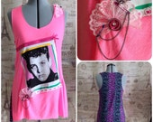 NKOTB New Kids On The Block Racerback Tank Top Shirt Concert Custom Order Sizes 0-14 and Plus size