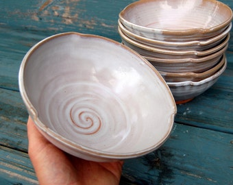 Soup Bowl in Shale - Made to Order