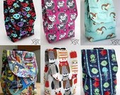 Insulated Lunch Bag Lunch Tote You Pick the Fabric Custom