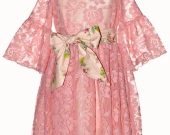 SAMPLE SALE -  Tessa Dress in Sparrow - Size 3