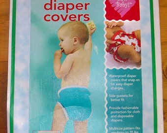 Sew Baby Snap Happy F704  diaper covers Sewing Pattern