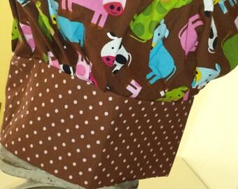 Kids' Chef Hat Moo Cow Farm