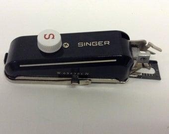 1959 Vintage Singer Buttonholer
