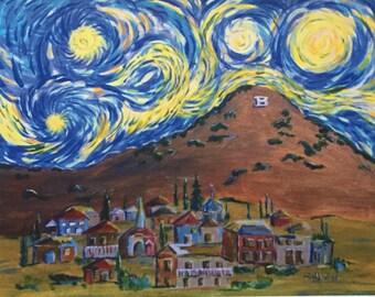 Starry Starry Bisbee