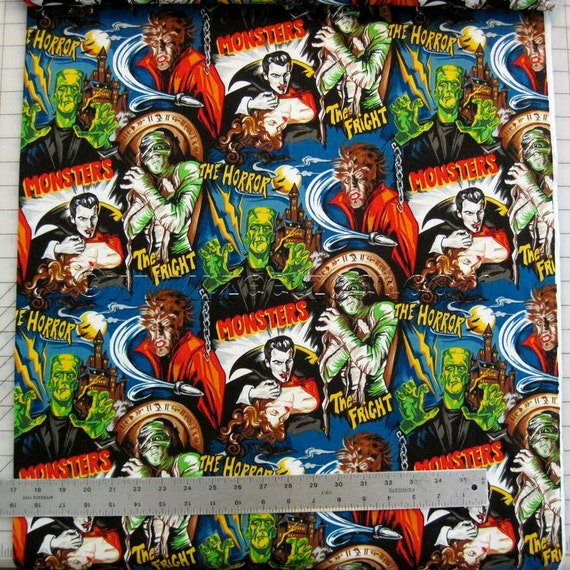1 2 yd or yard monsters horror movie black robert kaufman