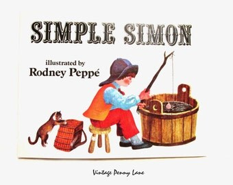 Hard Cover Simple Simon by Rodney Peppe