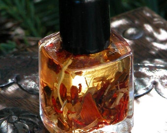 Nine Sacred Woods Oil . Celtic and Druid Workings, Spiritual Enlightenment