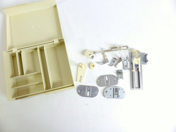 sewing machine foot attachments