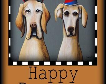 Happy Doggone Birthday! Set of 6 Cards