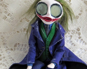 The Joker - DC Comics Art Doll