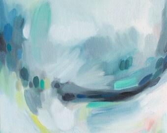 Cadence No. 4 Fine Art Canvas Print