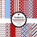 Digital Scrapbook  HookedUp -INSTANT DOWNLOAD