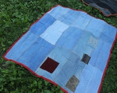 Berkshire Picnic Blanket all recycled, natural fiber, machine washable