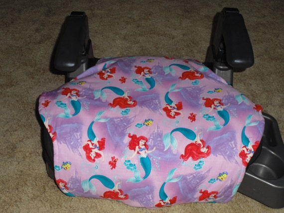 Little Mermaid Toddler Booster Seat Coverbooster Not