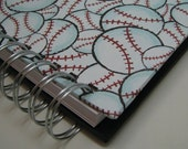 Kid Quote Journal with Baseball Cover