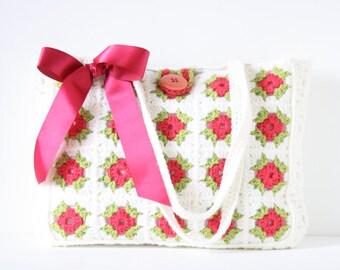 Crochet bag Wanda