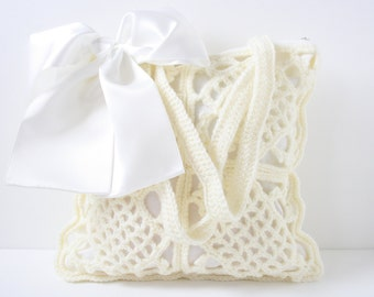 Crochet shoulderbag Esme