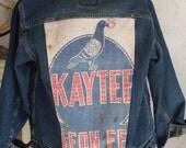 Kaytee Pigeon Feed - Levi Strauss & Company Jean Jacket