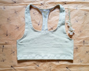 Light Layer bralette (stretch hemp)