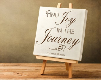 wall decal sm find joy in the journey tile canvas vinyl lettering inspriational wall quote sticker