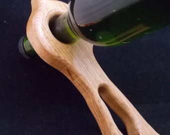 Wine Alien Series - Balancing Wine Bottle Holder - Kalish