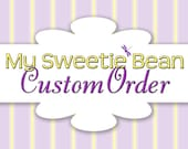 Upgrade - Make my 4 inch boutique bow one inch larger to a 5 inch bow