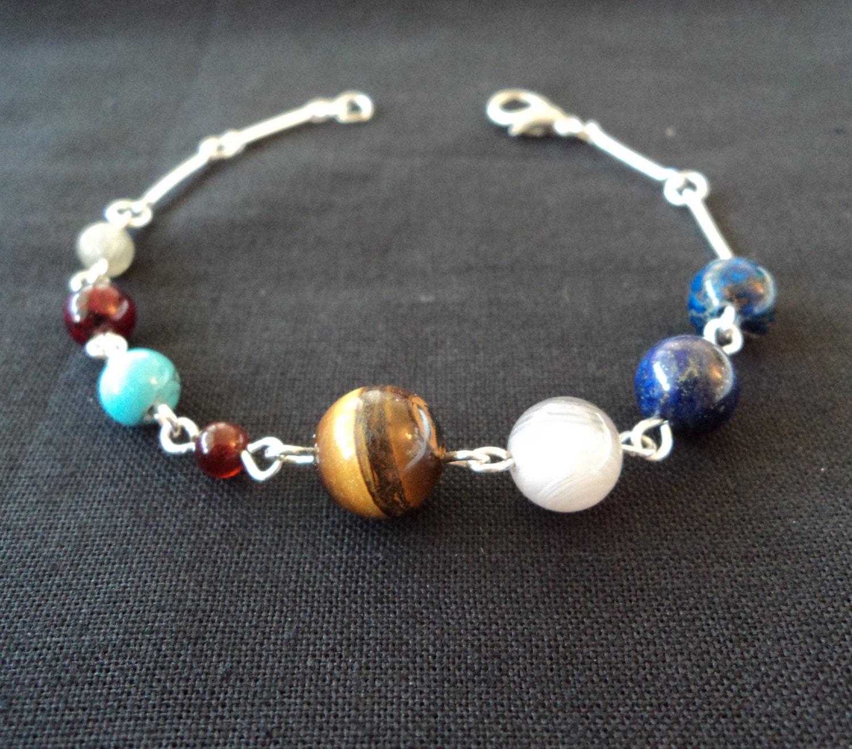 solar system bracelet - photo #25