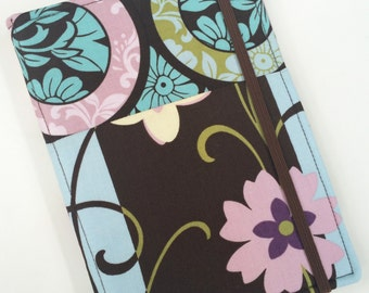 Kindle Cover Hard cover, Kindle Case, Nook Glowlight Cover, Kindle Paperwhite, all sizes, Blooming Florals eReader Cover