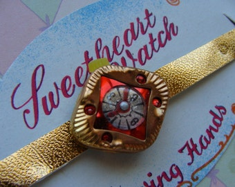 Adorable Antique Toy Watch
